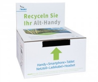 Handysammelbox