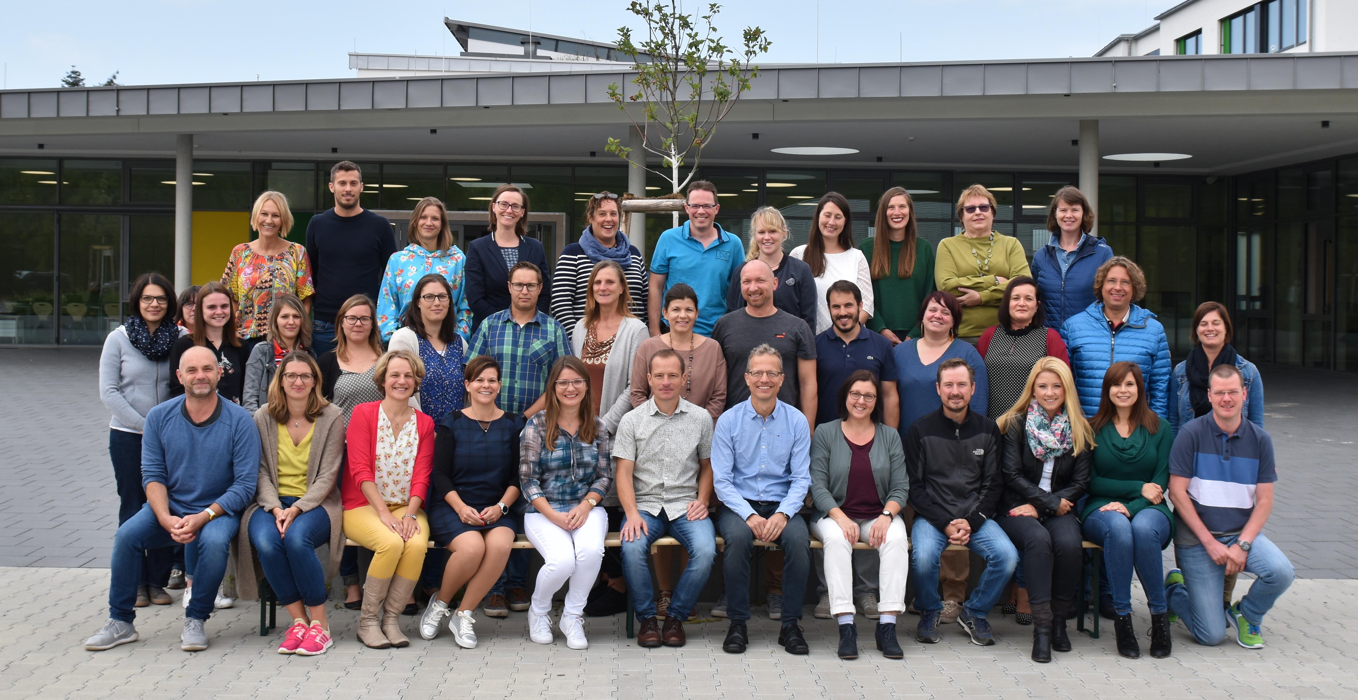 Lehrerfoto 2019/2020